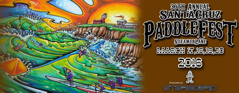 Santa Cruz Paddlefest at Steamer Lane