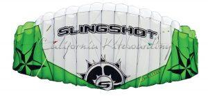 Slingshot B2, B3 Kiteboarding Trainer Kite