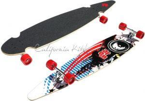 """MBS Atom 49"""" Pin-Tail SC Longboard"""