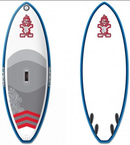 """2013 Starboard Astro Wide Point 8'2""""X32"""" - Inflatable"""