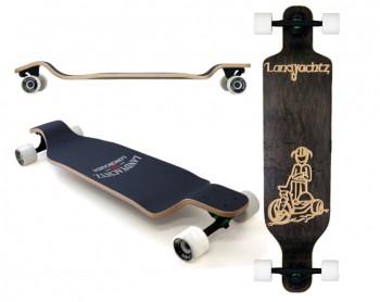 Landyachtz Grom Race Longboard
