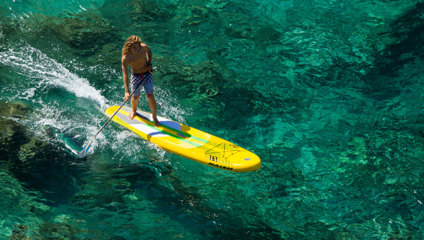 The New 2017 Naish Series Surf Inflatables Amp Foil