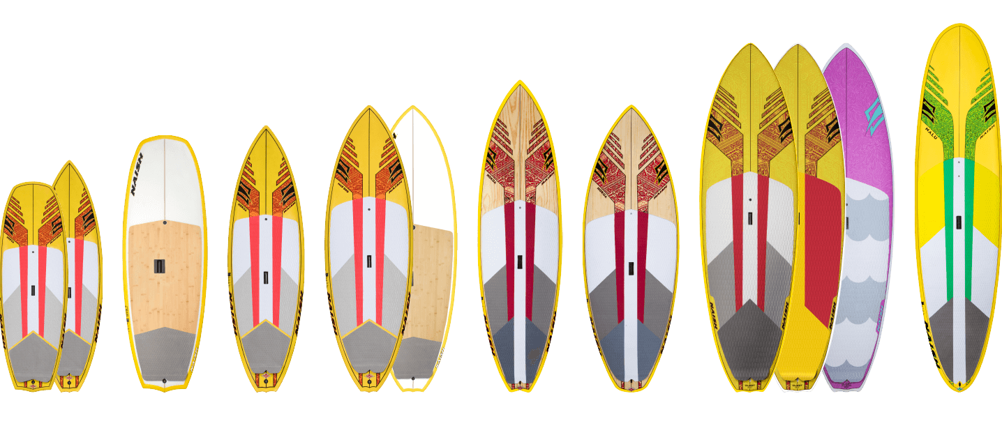 2017 Naish Surf