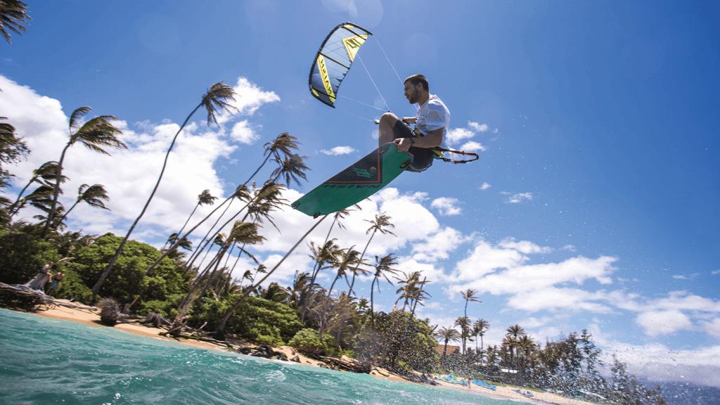 California Kiteboarding - Kiteboard and Stand Up Paddleboard
