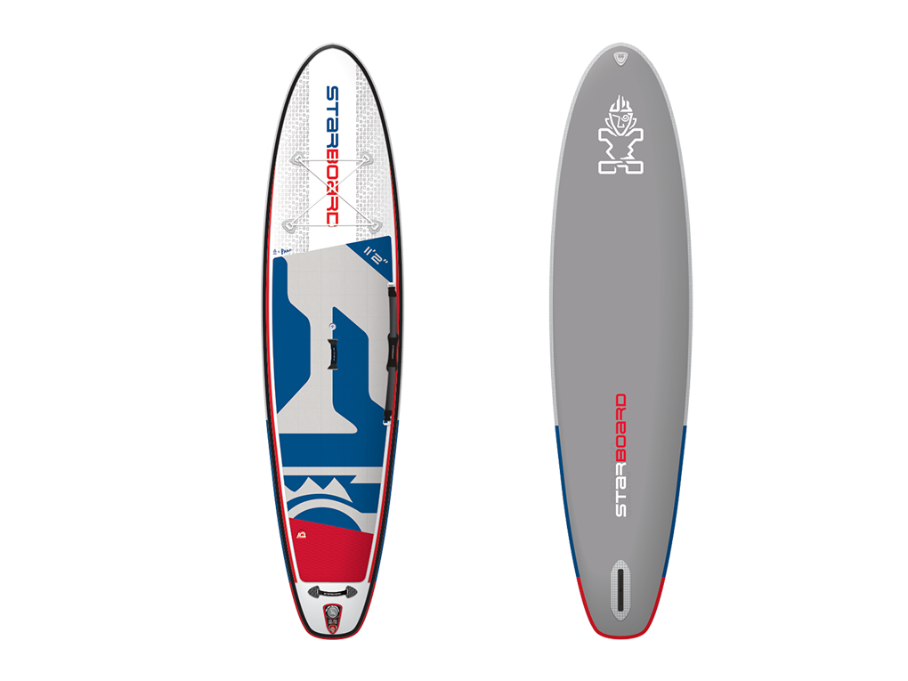 """Details about  /STARBOARD Inflatable PaddleBoard iGo 11/'2/"""" x 32/"""" Tikhine Sun Sup"""