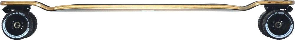 atom 39 all terrain drop deck longboard california. Black Bedroom Furniture Sets. Home Design Ideas