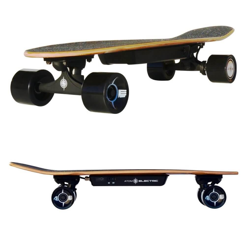 Atom Electric H 4 Skateboard California Kiteboarding