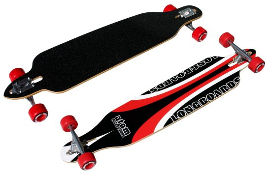 "MBS Atom 41"" Drop-Through Longboard"