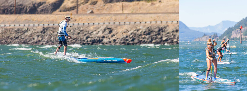 Starboard Riders Dominate Oregon SUP Race