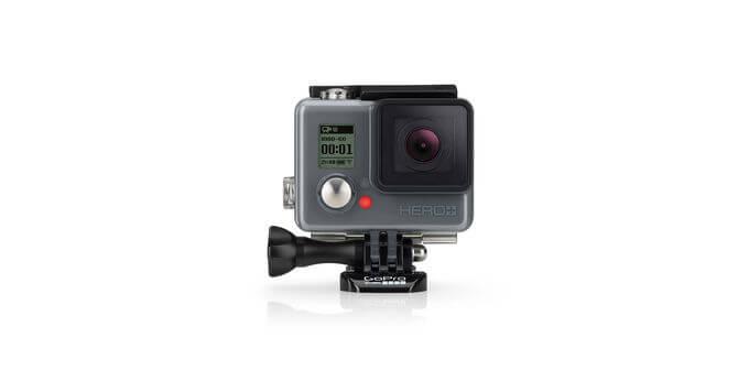 GoPro Hero + LCD - California Kiteboarding » California Kiteboarding