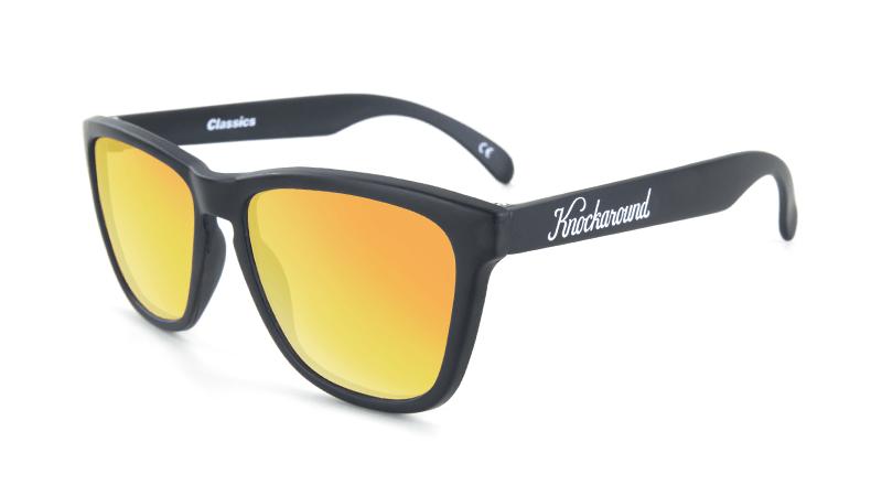 aca665dfd0d Knockaround Black   Sunset Classics - Non-Polarized - California ...