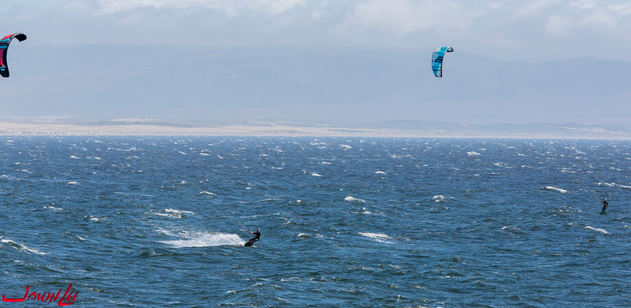 Kiting Route: Oceano to Shell Beach