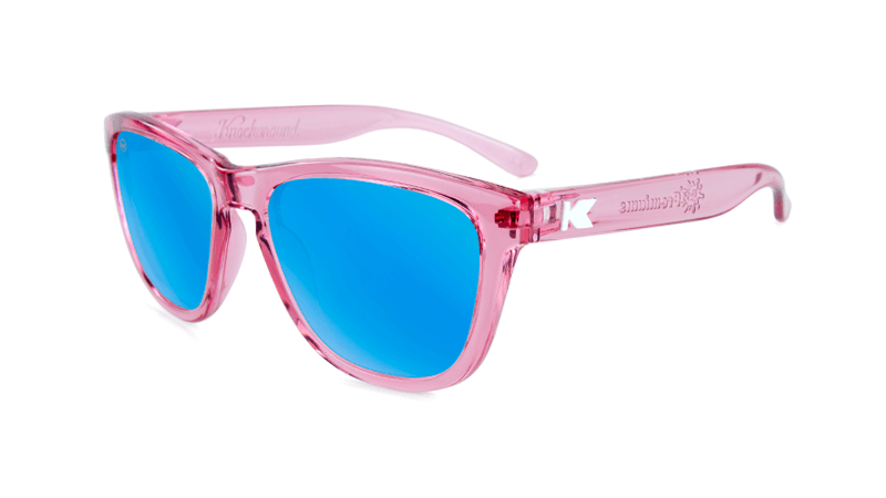 b075899f771 Knockaround Glossy Pink   Aqua Kids Premiums - California Kiteboarding