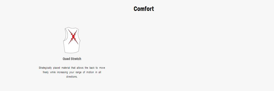 defender comfort