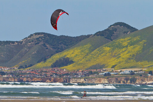 pismo_beach_kiteboarding