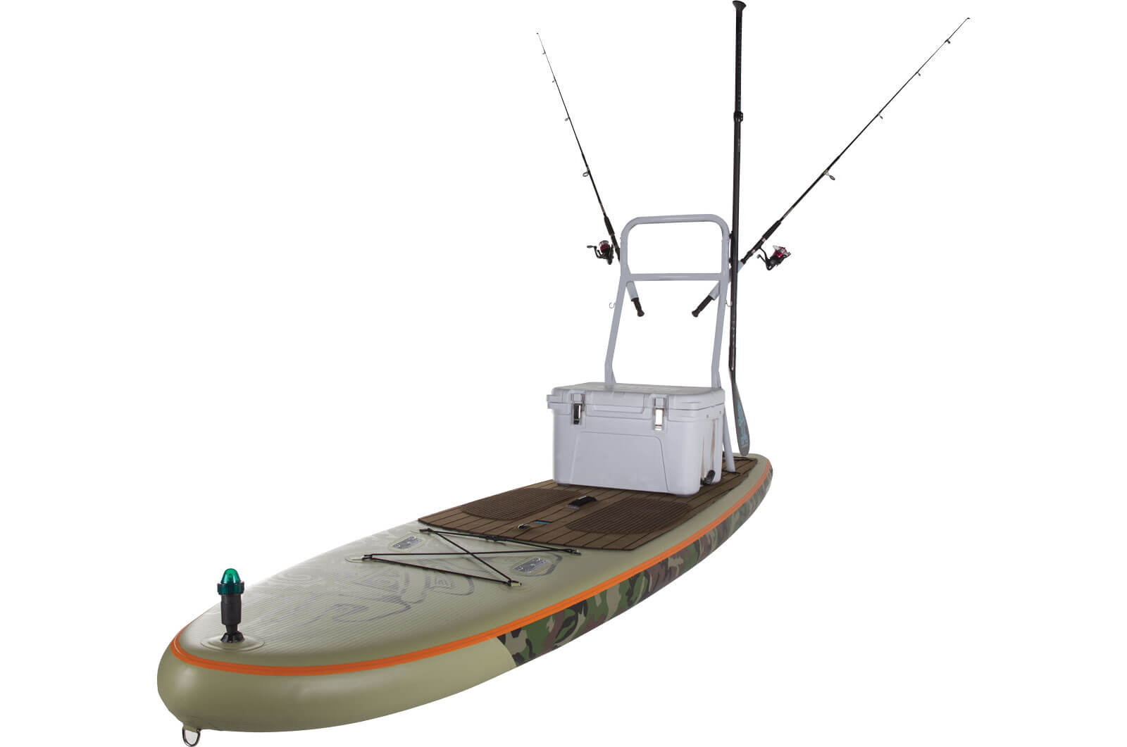 2016 starboard sportsman 12 39 0 x 34 inflatable for Inflatable fishing sup