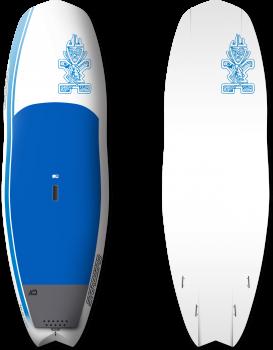2016 Starboard Hyper Nut Starshot Blue